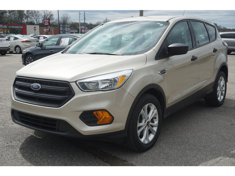Pre Owned 2017 Ford Escape S Fwd