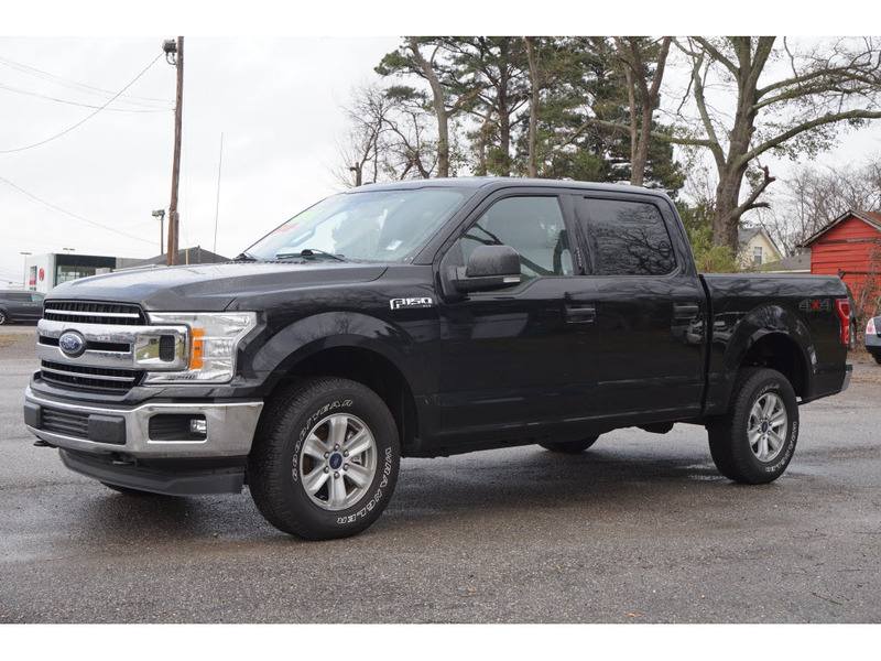 Pre-Owned 2018 Ford F-150 4WD SuperCrew Box