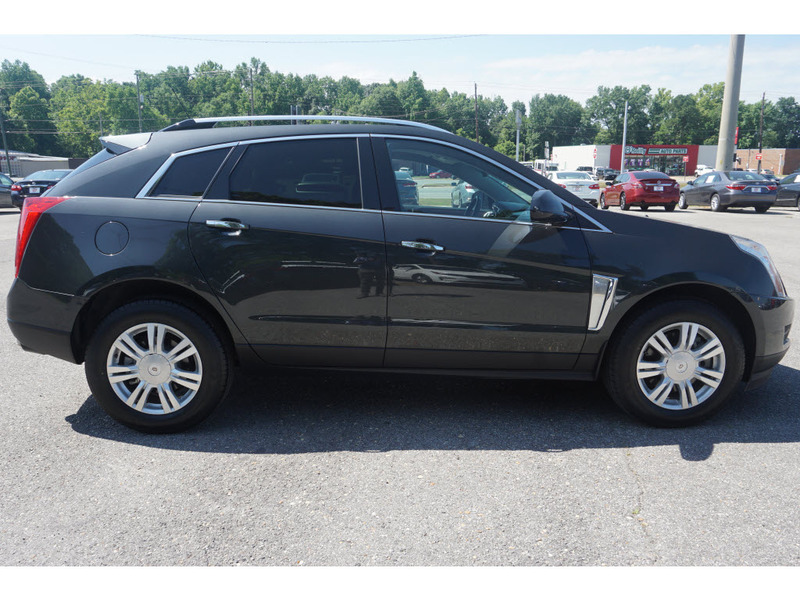 Pre-Owned 2016 Cadillac SRX Luxury Collection FWD