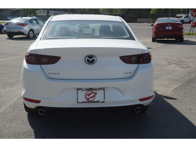 New 2019 Mazda3 Select FWD