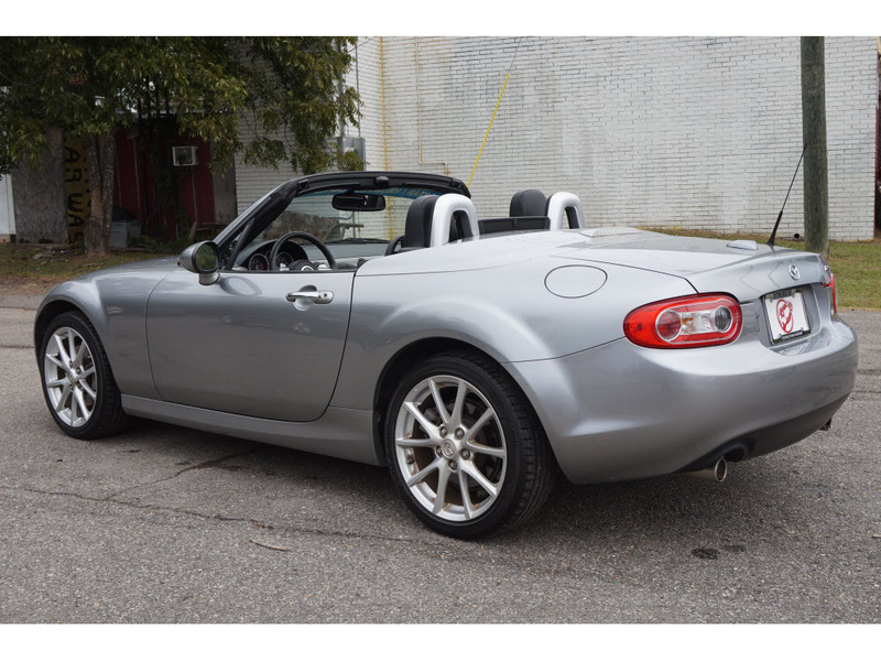 Pre-Owned 2012 Mazda MX-5 Miata Grand Touring