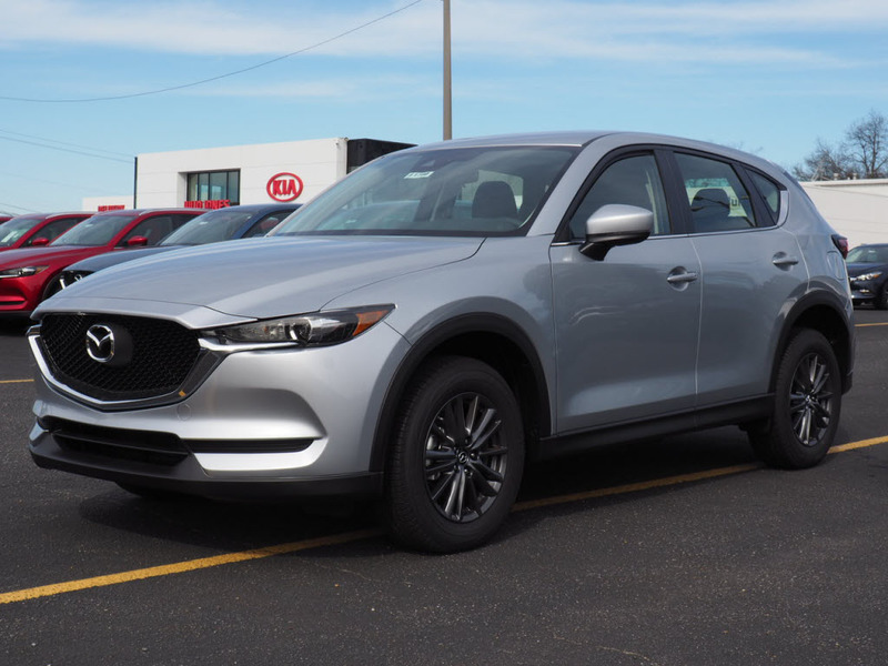New 2019 Mazda Cx 5 Sport Fwd 4 Dr Suv In M1780 Julio Jones Auto