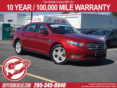 Pre-Owned 2016 Ford Taurus SEL FWD