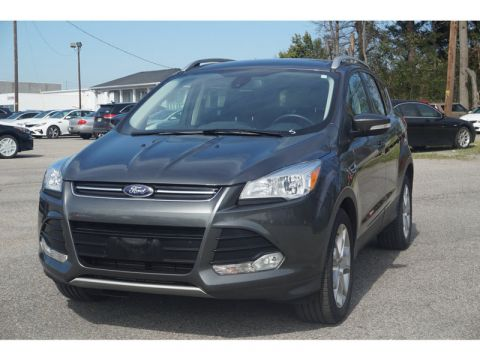 Pre-Owned 2016 Ford Escape Titanium FWD