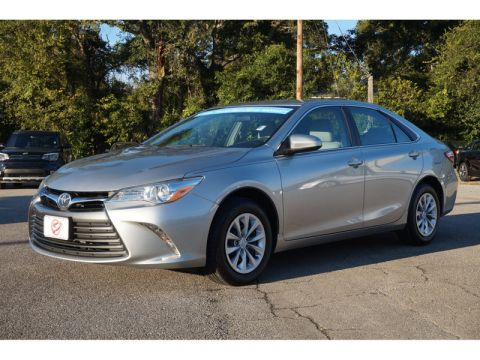 Pre-Owned 2015 Toyota Camry I4