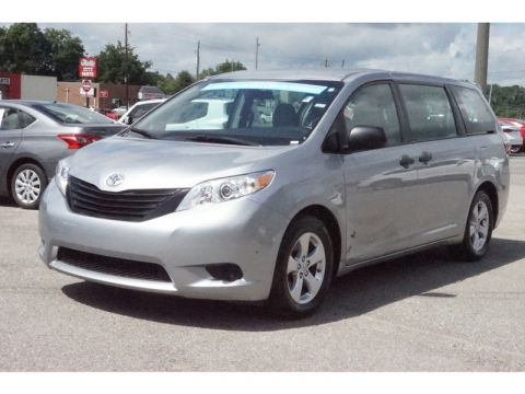 Pre-Owned 2015 Toyota Sienna L 7-Pass FWD