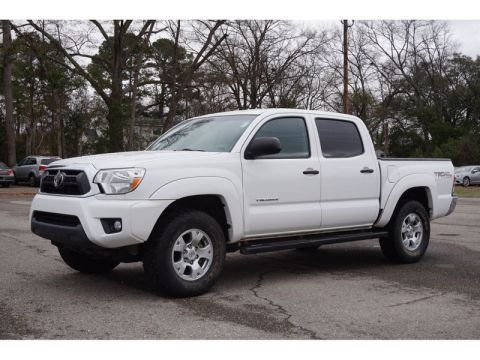 Pre-Owned 2013 Toyota Tacoma 4WD