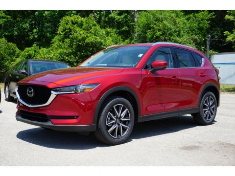New 2018 Mazda CX-5 Grand Touring FWD