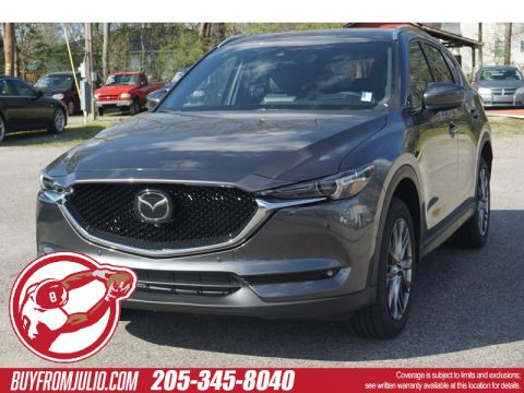 New 2019 Mazda CX-5 SIGNATURE AWD
